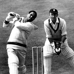 garfield sobers hit